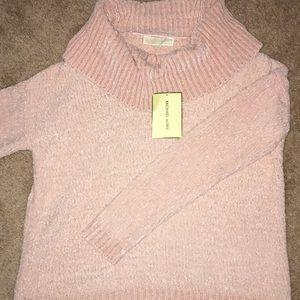 Pale pink Michael Kors sweater